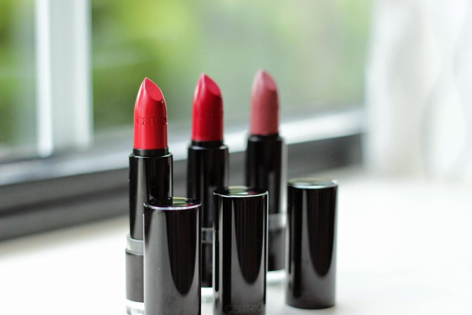 catrice ultimate colour lipstick MATTador MATTraction In A Rosegarden