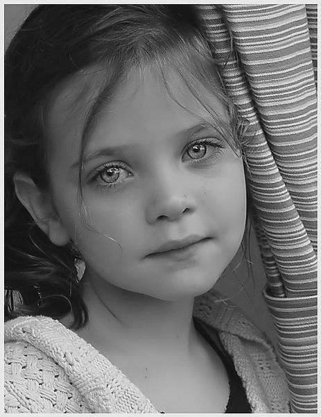 VINTAGE, EL GLAMOUR DE ANTAÑO: Caritas tristes de niños en blanco ...