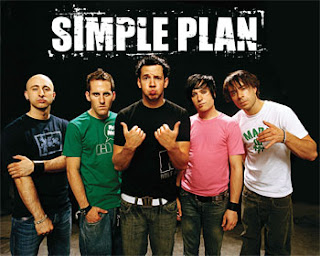Simple plan photo