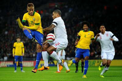 Prediksi Skor Brasil vs Inggris