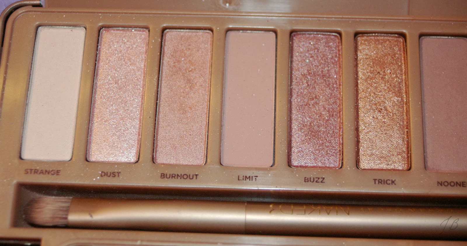 Review Urban Decay NAKED 3