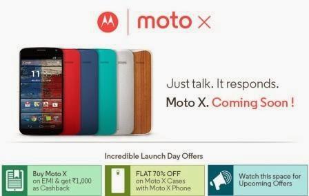 Moto 'X' Flipkart Listing Confirmed