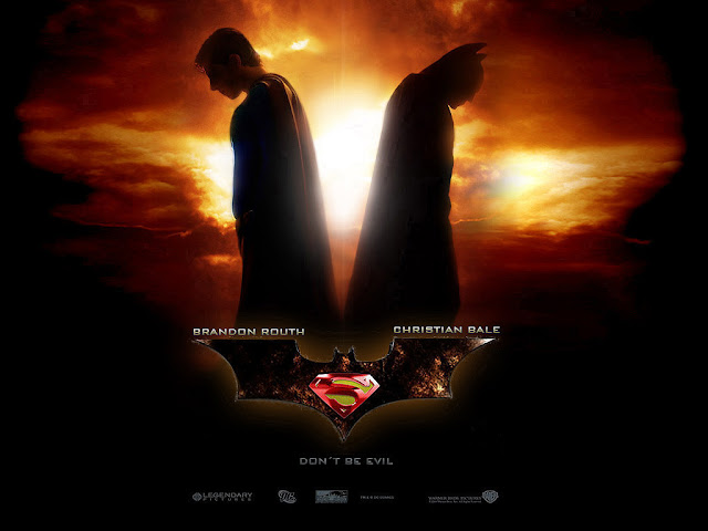 Superman Vs Batman Movie Poster