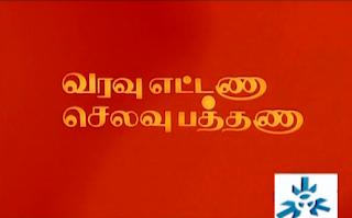 Varavu Ettana Selavu Pathana 1994: Full Tamil Movie