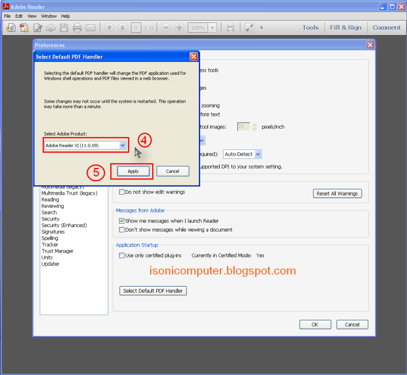combine pdf files adobe reader xi