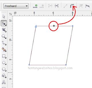cara buat logo dengan corelDraw