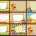 Fiesta de Winnie the Pooh: Invitaciones para Imprimir Gratis.