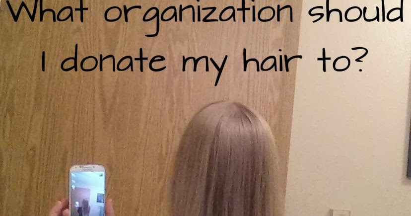 Balancing Meanderings Where Should I Donate My Hair