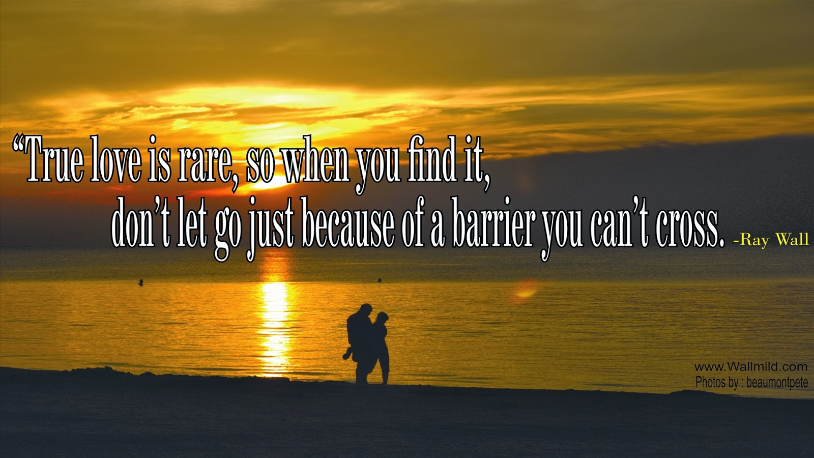 Love Quotes For Him Sunset : True Love Wallpapers For Desktop Images & Pictures - Becuo