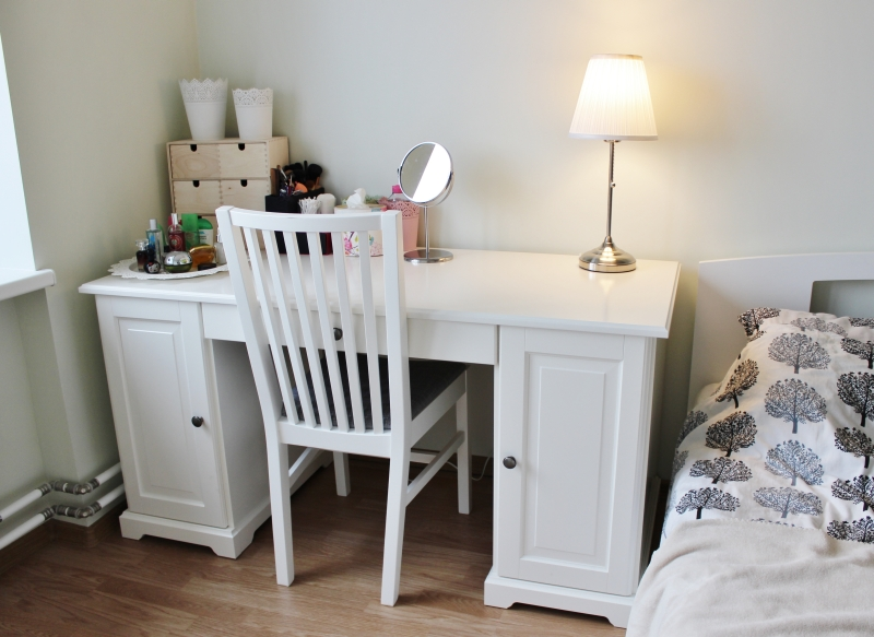 beauty from liz my makeup collection and updated storage. Black Bedroom Furniture Sets. Home Design Ideas