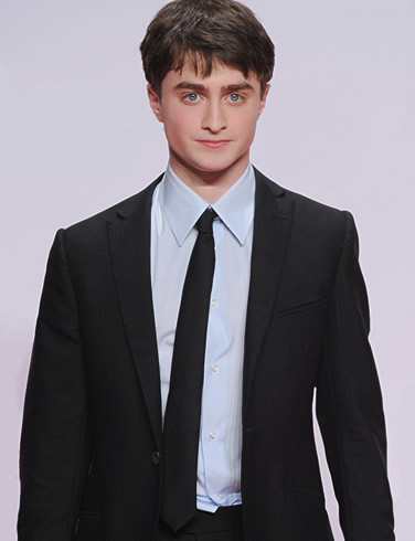 Daniel Radcliffe photo profiles harry potter 6