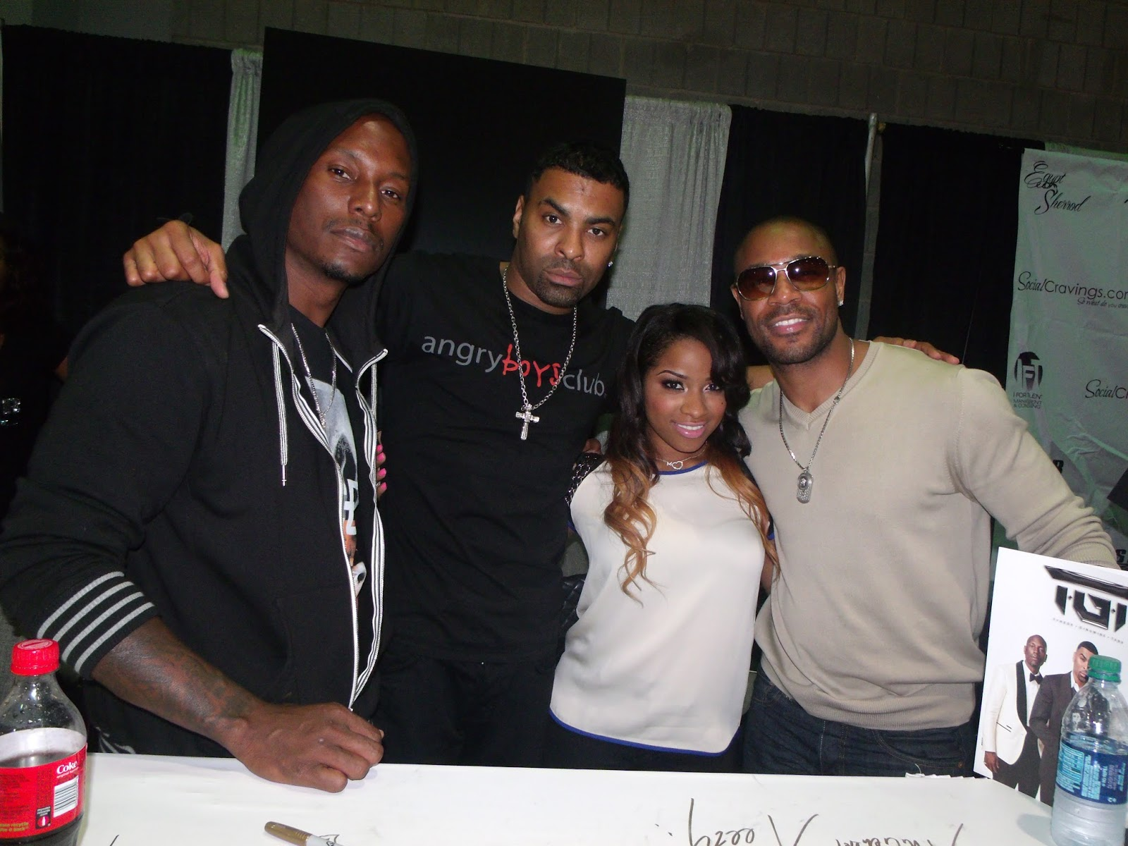 Tgt Toya Wright Da Brat And More Attend Bronner Brother S Hair