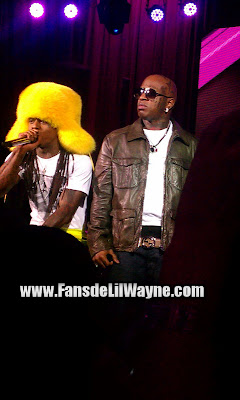 fotos de lil wayne y birdman en los mtv sucker free awards 2011