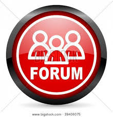 * VISIT OUR FORUM *