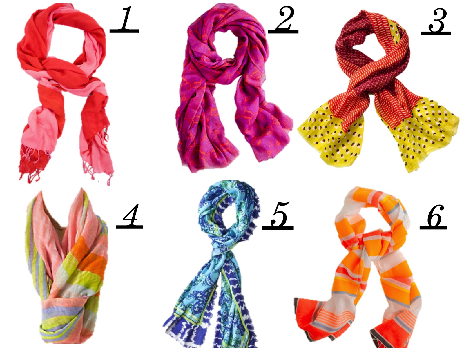 summer scarves thesummerseries