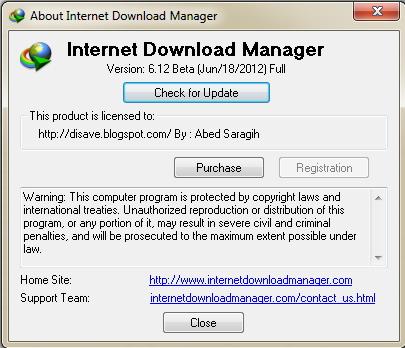 idm 6.12 beta full version