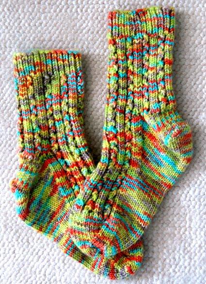 sock knitting-Knitting Gallery