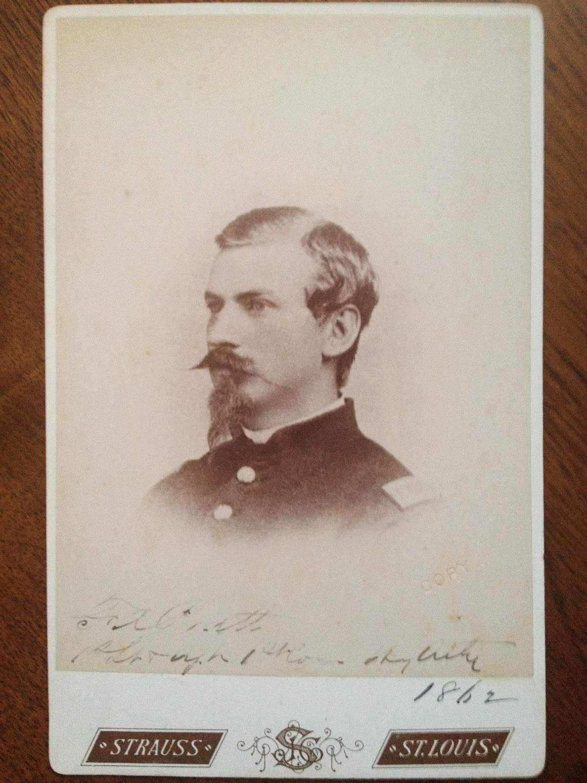 Olive Tree Genealogy Blog: Civil War Photos Found in Vermont Attic