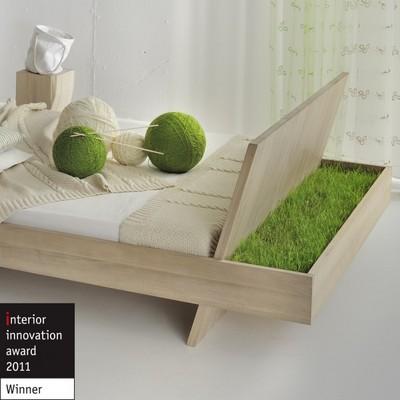 Arredare a primavera la natura entra in casa - Letto in tedesco ...
