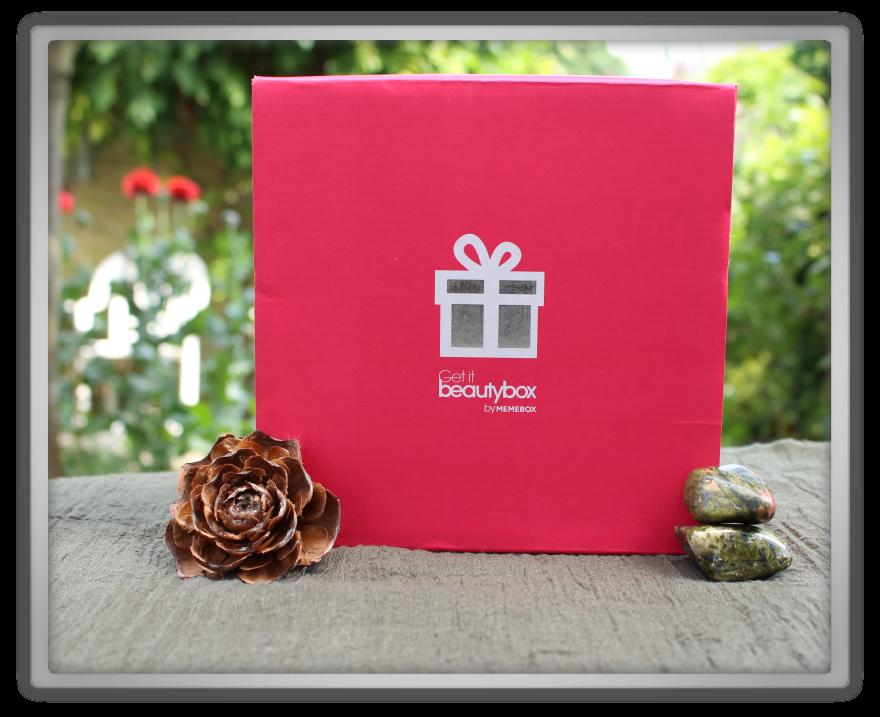 겟잇뷰티박스 by 미미박스 memebox from nature beautybox # unboxing review preview box unboxing