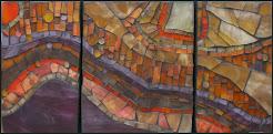 Agate Triptych