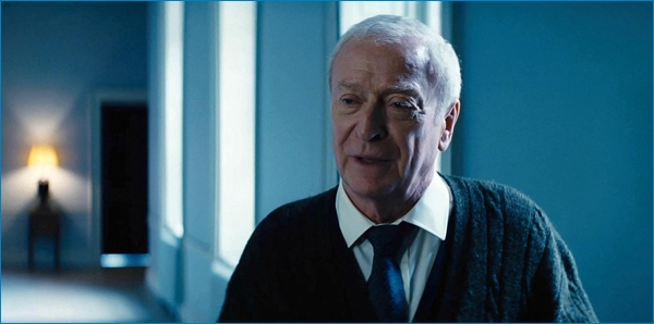 The Dark Knight Rises still, Michael Caine