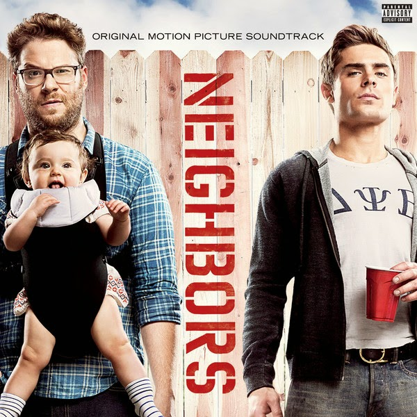 Various Artists - Neighbors (Original Motion Picture Soundtrack)  Cover