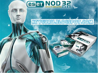 ESET NOD32 KEY PLUS ESET SMART SECURITY 5 CRACK 2013-2017 (January, 27