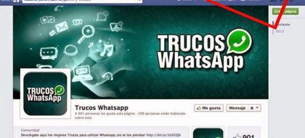 Las web falsas para hackear WhatsApp aumentan exponencialmente