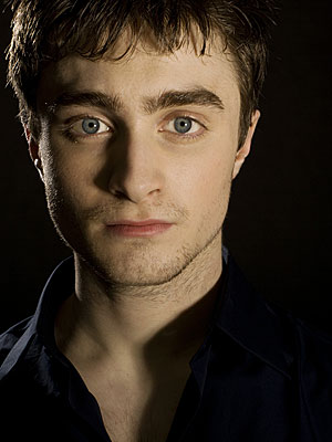 Daniel Radcliffe photo profiles harry potter 4