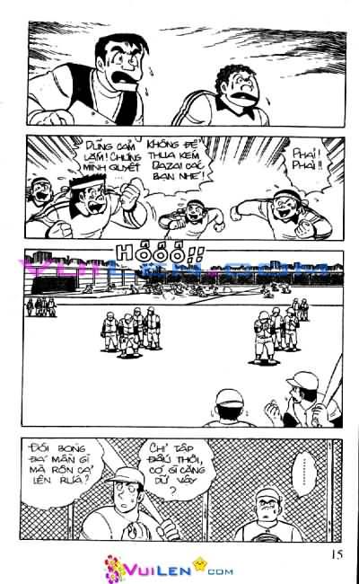 Jindodinho - Đường Dẫn Đến Khung Thành III  Tập 11 page 15 Congtruyen24h