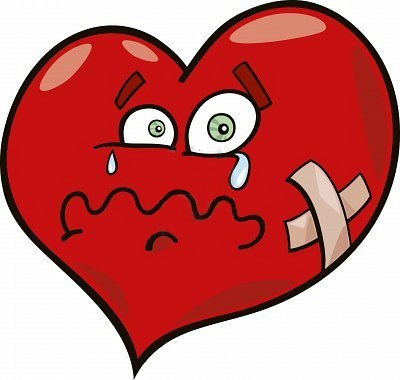 Imagenes De Corazones Dibujos - Dibujos de corazones para San Valentín :: Imágenes de