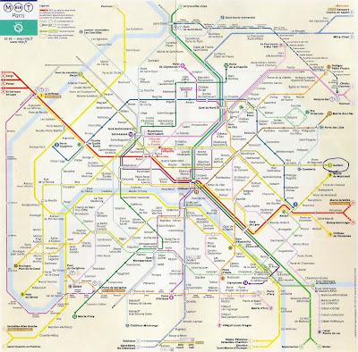 Metrô de Paris_mapa