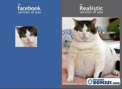 Facebook VS Realiti