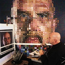 Featured Artist: Chuck Close