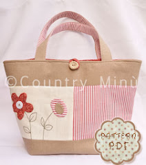 Tote bag - pattern PDF