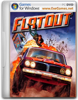 Flatout 1 Free Download PC Game Full Version