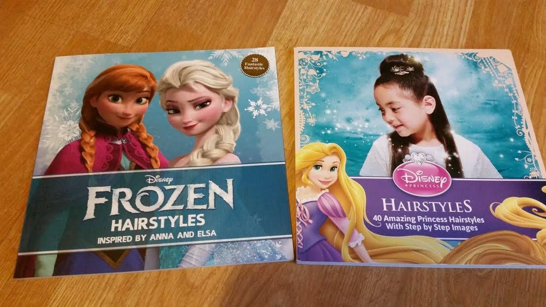 Wear Your Hair Like A Disney Princess Mamas Geeky