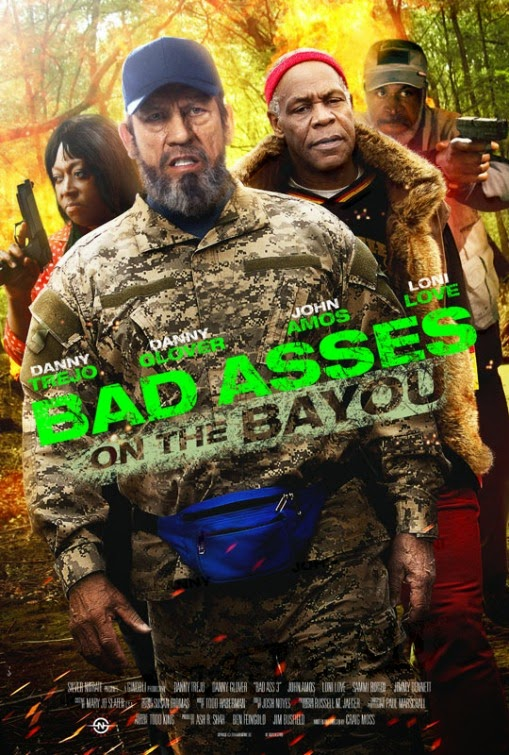 Bố Đời 3 - Bad Asses On The... (2015)