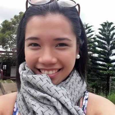 Luzyl Ruth Esquida Tan tops Dentist board exam