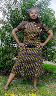 Shweshwe Dress Designs