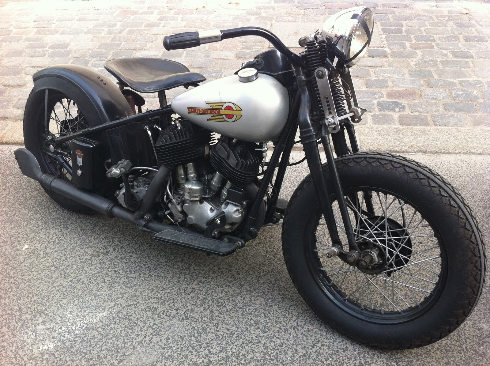 Harley+Flathead+Engine Harley Davidson Flathead Engine   Car Interior ...