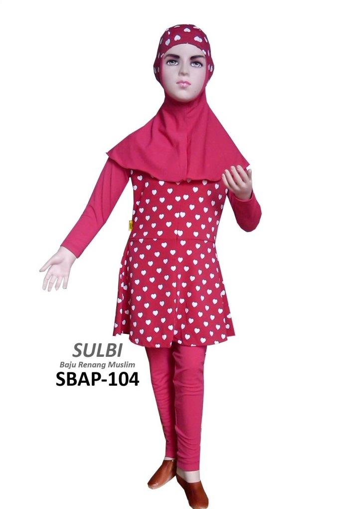 Toko Online Baju Renang Muslimah Muslim Wanita Anak
