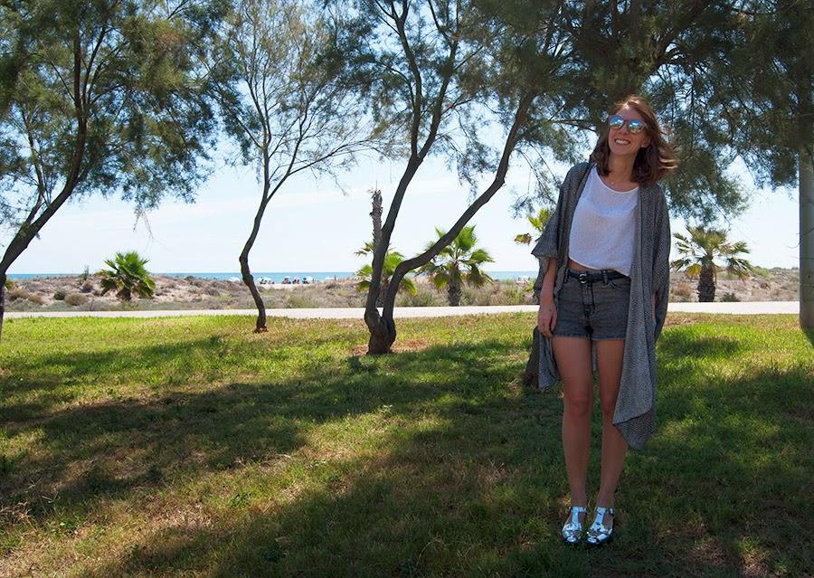 Elle et ses rêves outfit Castellón