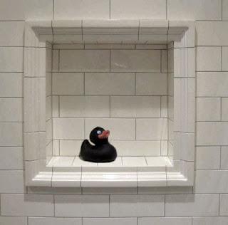 shower niche