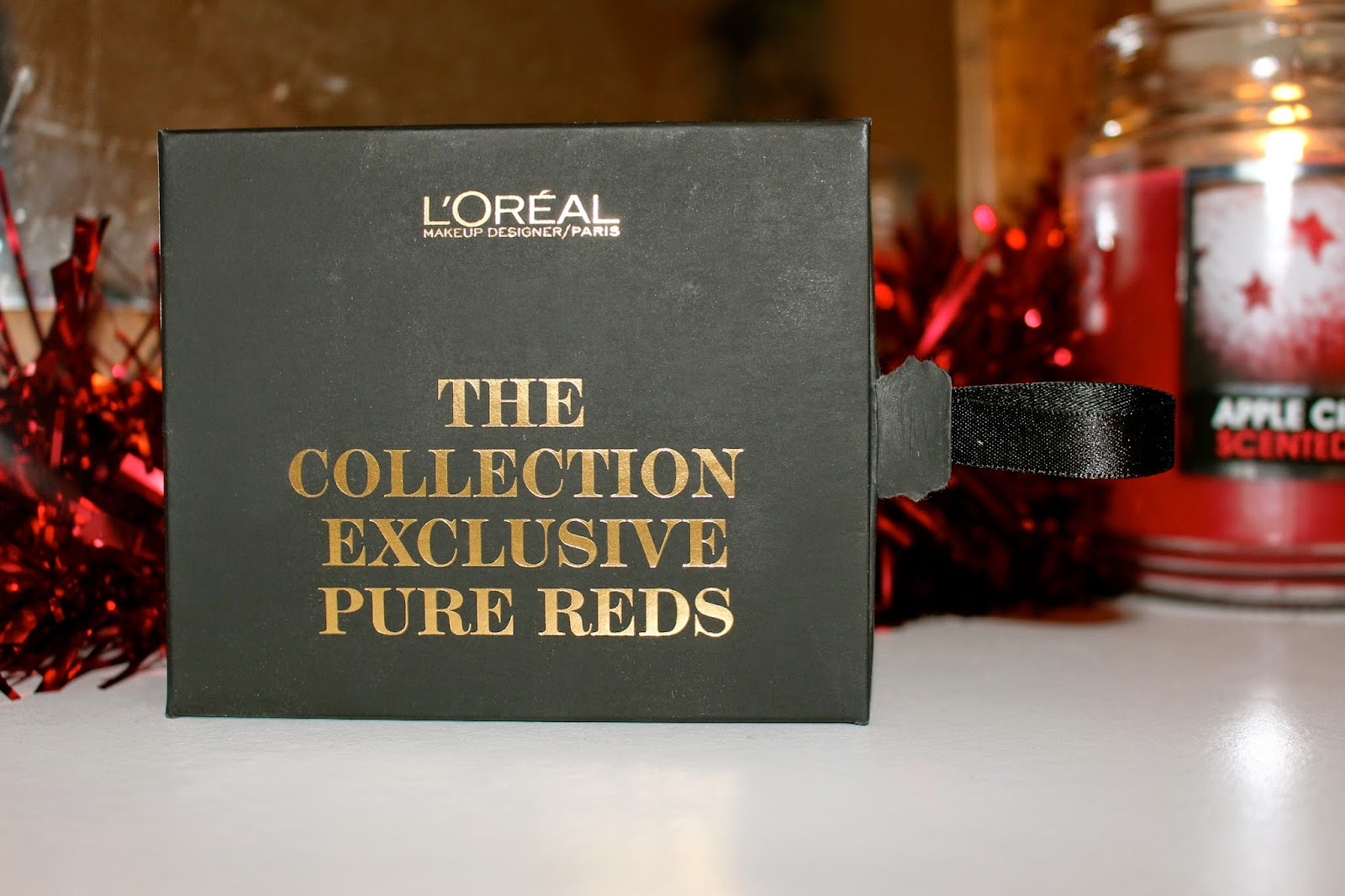 Collection Exclusive Pure Reds