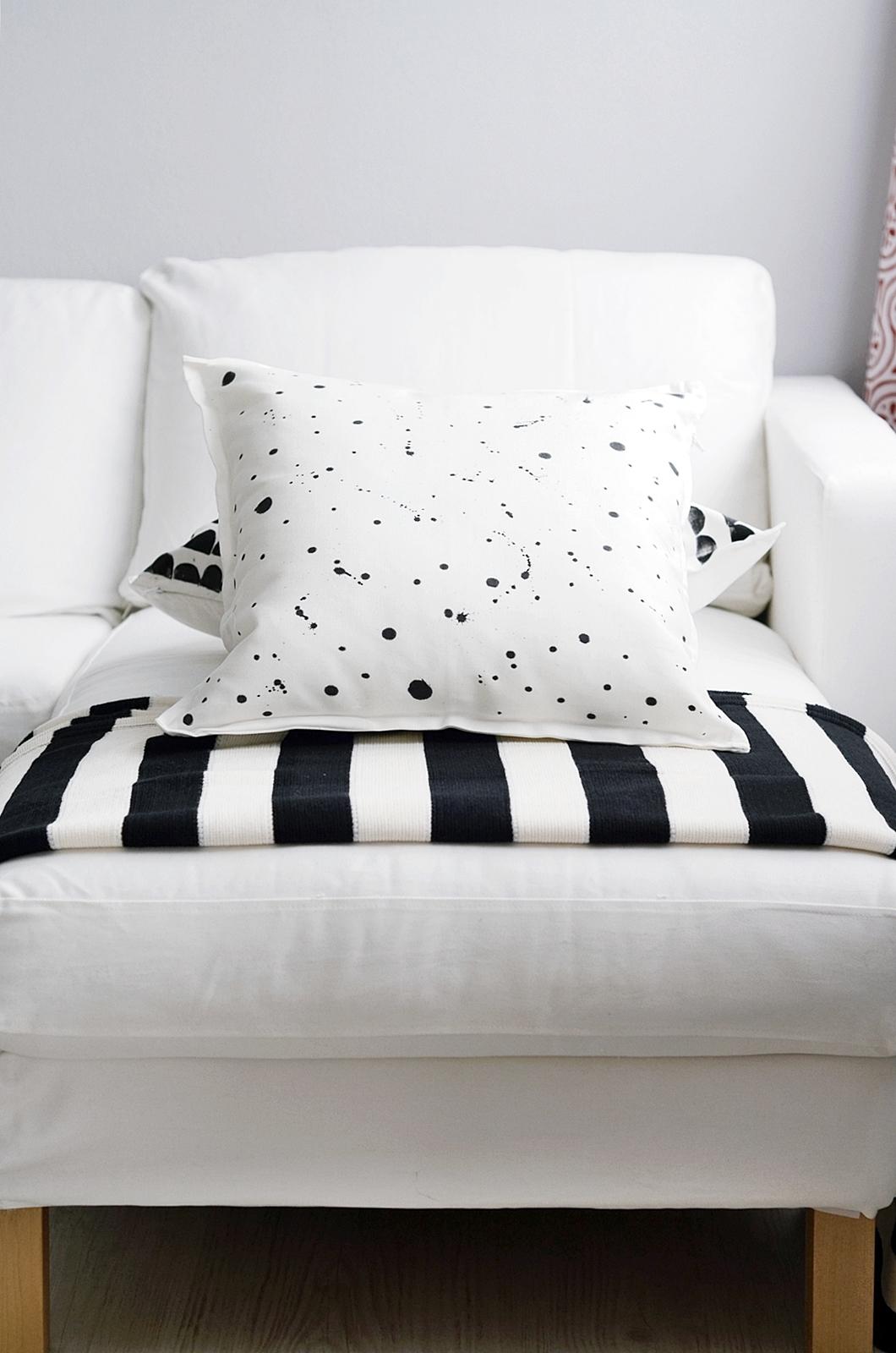 nachmachtipp kissenmalerei sinnenrausch diy und. Black Bedroom Furniture Sets. Home Design Ideas