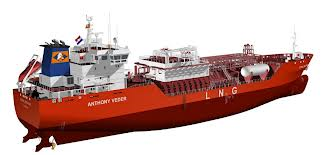 Anthony Veder names LNG-Powered duo