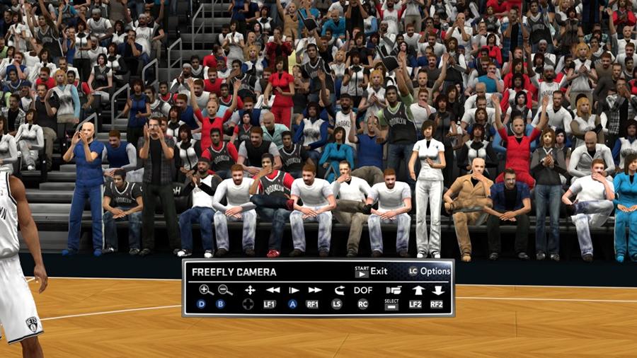 Realistic Audience Fans Court Mod