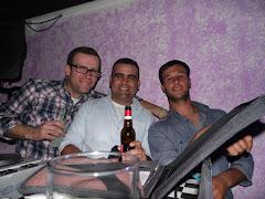 Dj MC, David & Aranhol